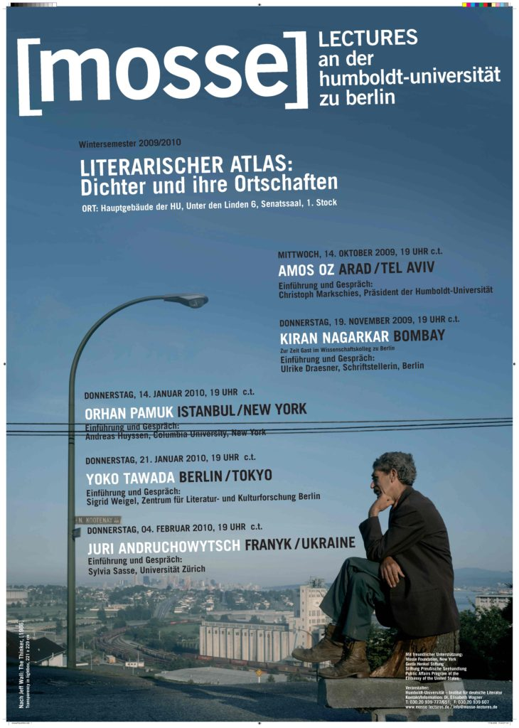 2009-2010 - Mosse-Lectures