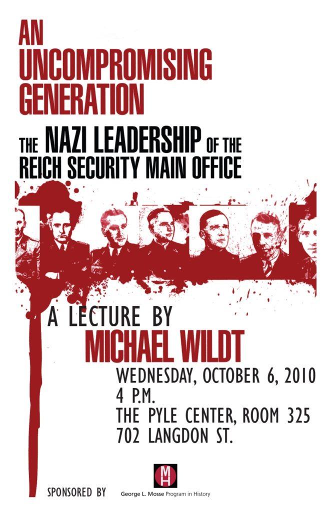 2010.10.06 - Michael Wildt - Uncompromising Generation
