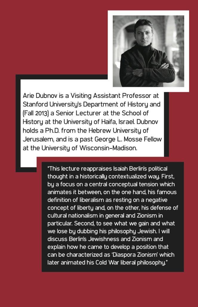 2013.03.19 - Arie Dubnov - What is Jewish 02