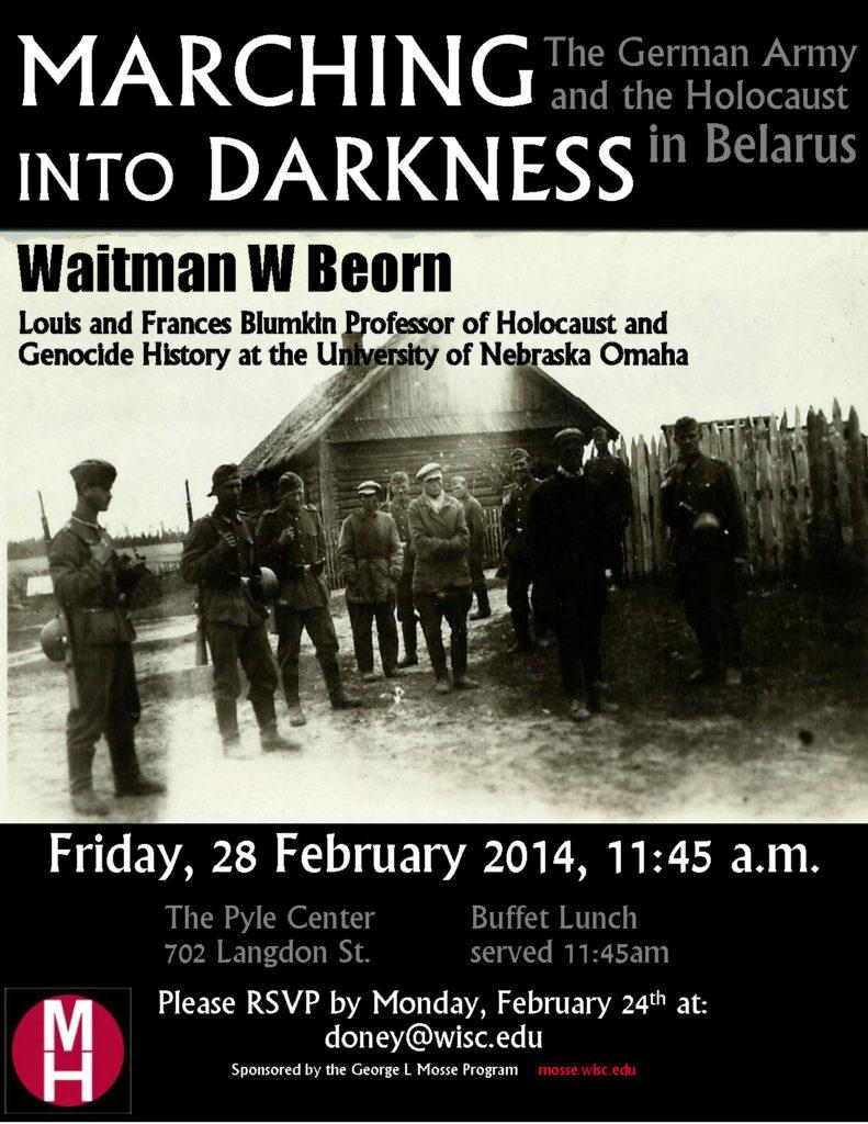 2014.02.28 - Waitman Beorn - Marching Into Darkness 01