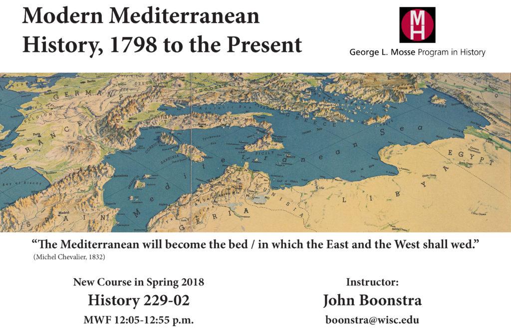 2018 - John Boonstra Modern Mediterranean-Spring2018