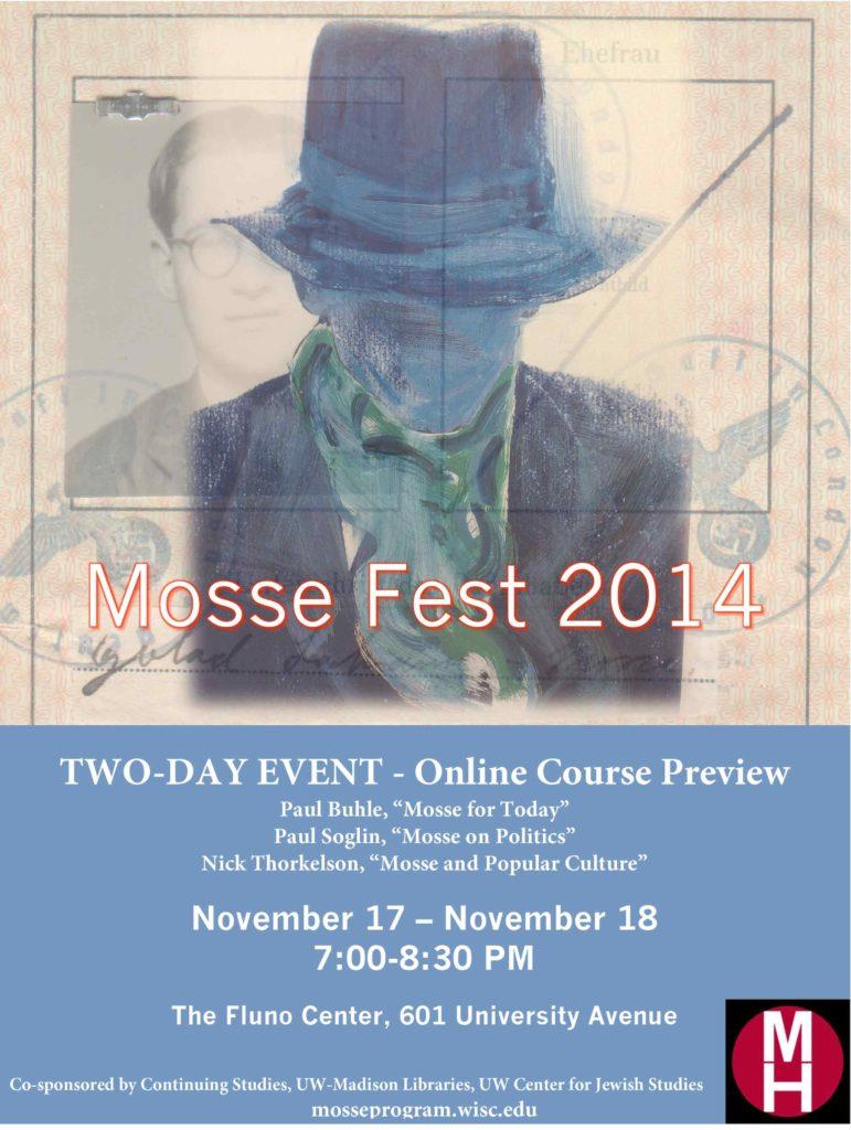 Mosse Fest Poster
