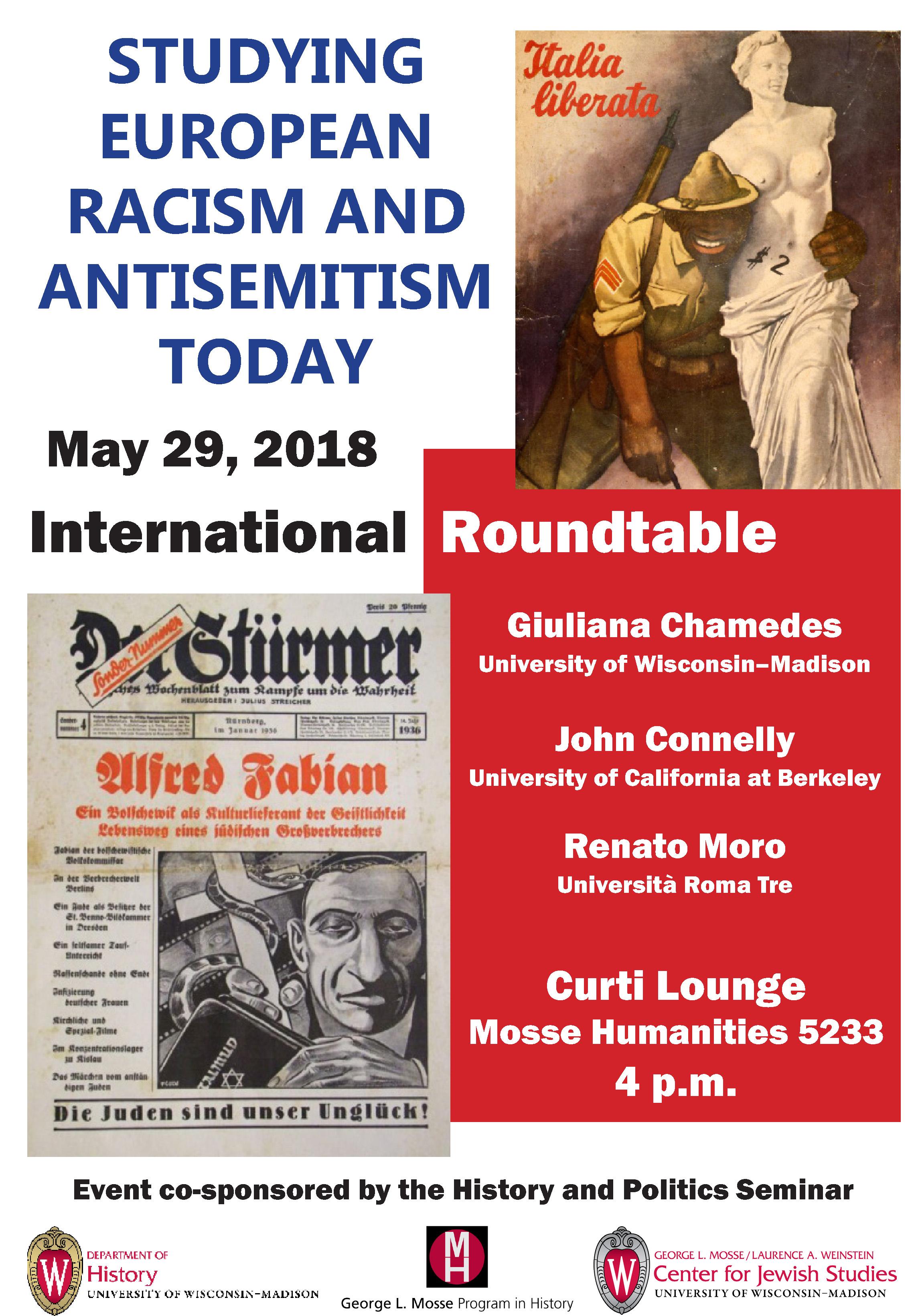 2018.05.29 roundtable-antisemitism-racism