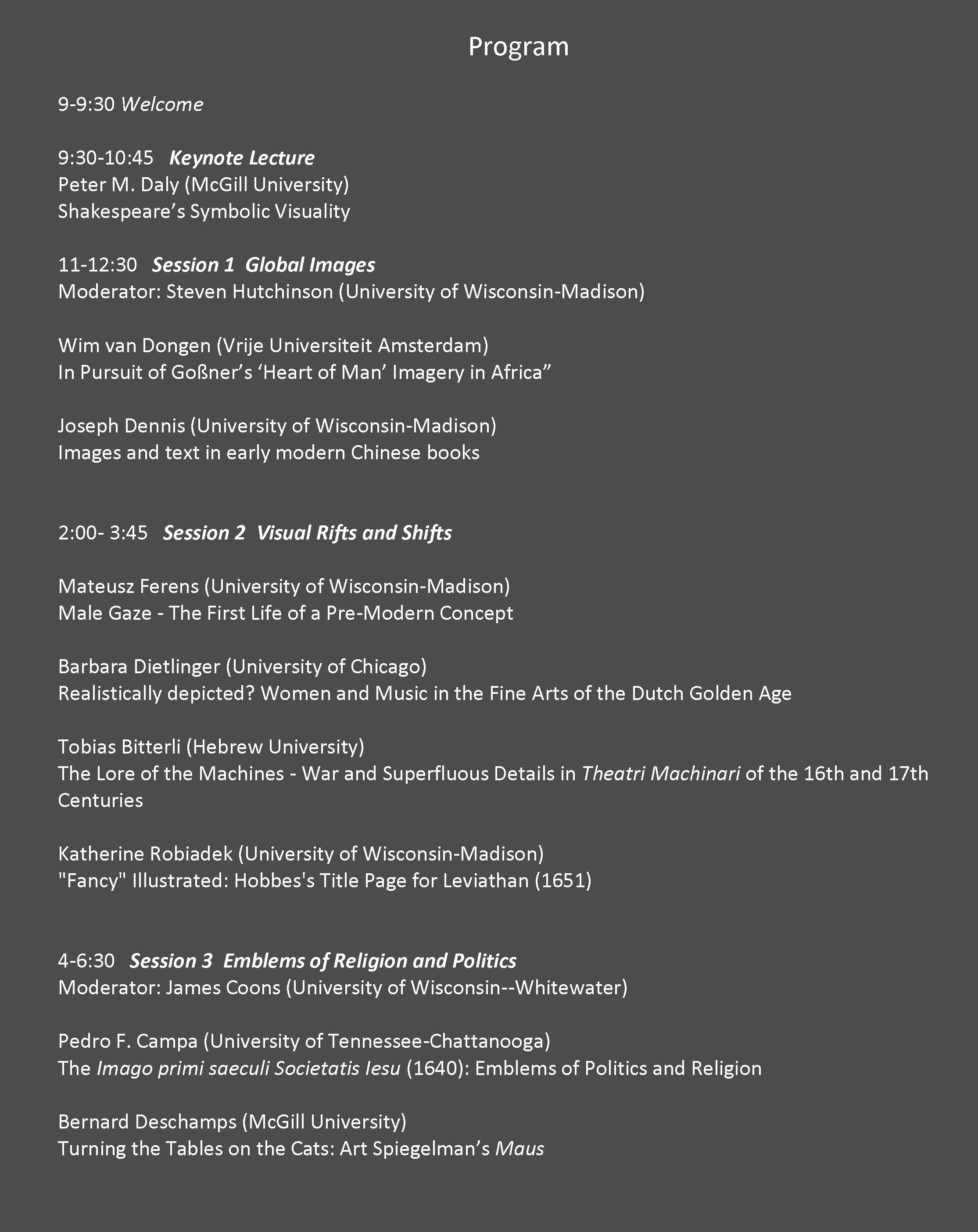 CEMS Symposium and Workshop Program-2