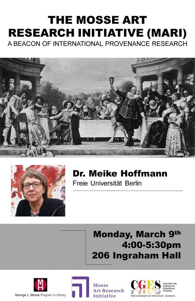 Meike Hoffmann poster