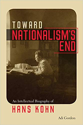 Nationalisms End cover