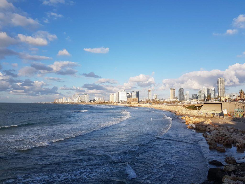 Tel Aviv, photo by Abigail Lewis.