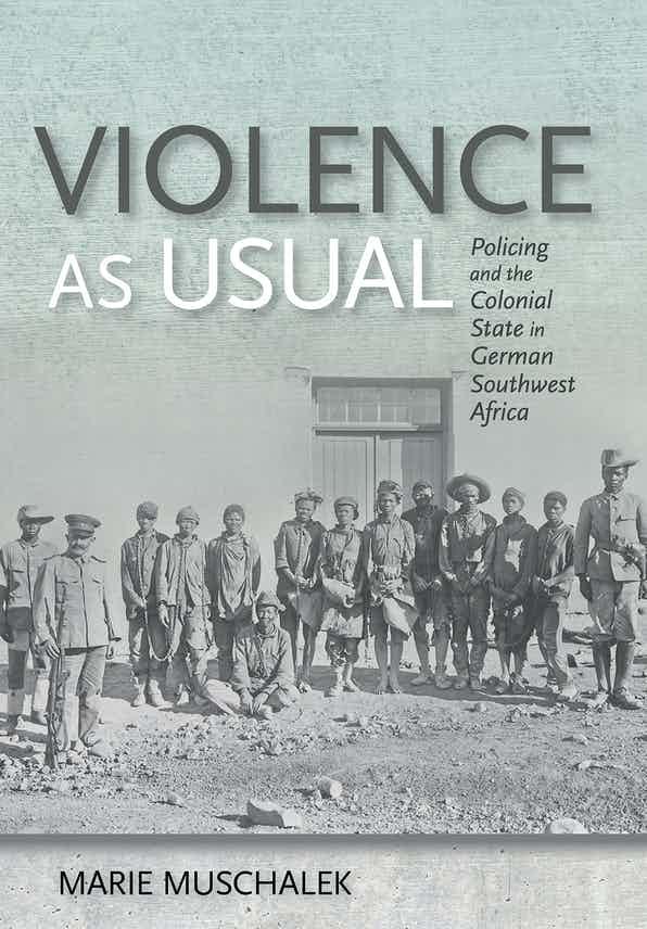 Muschalek - Violence as Usual