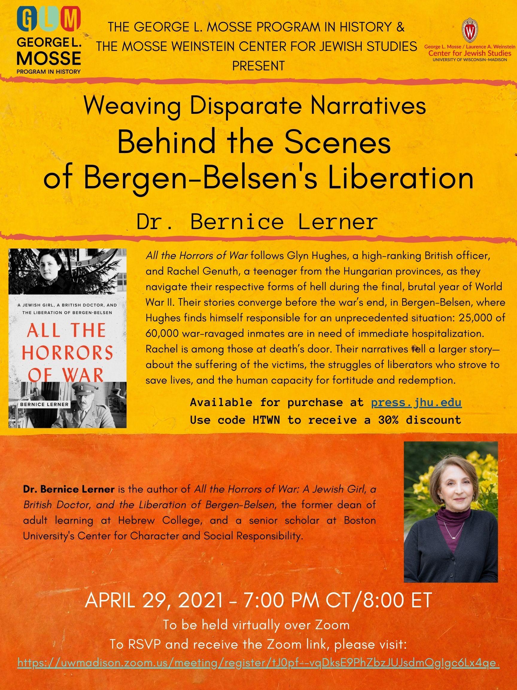 Lerner Book Talk_Poster