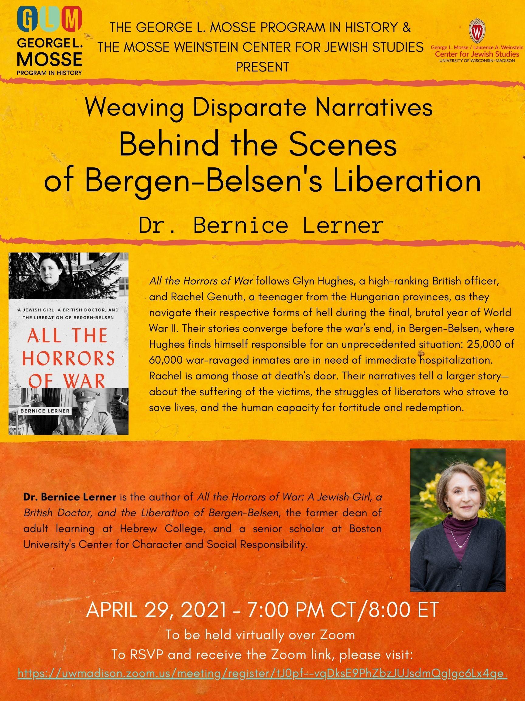 Lerner book talk