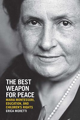 Erica Moretti, book cover